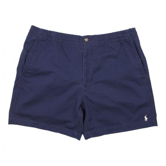 Ralph Lauren Flat Shorts 710644995 014 Navy