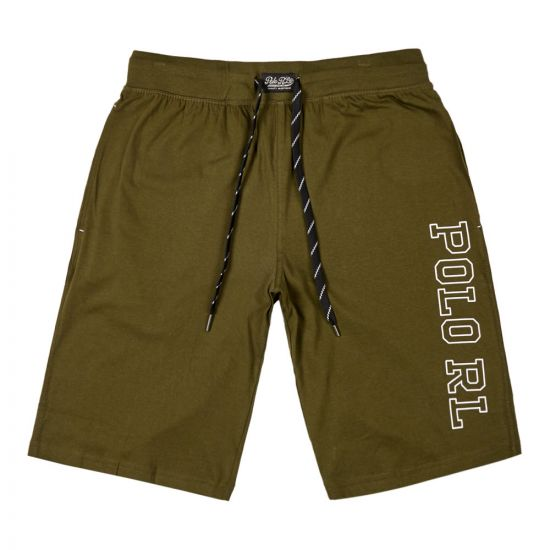 Ralph Lauren Sleep Shorts 714730608 005 Olive