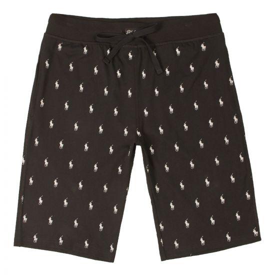 ralph lauren sleepwear slim shorts 714735006 003 black