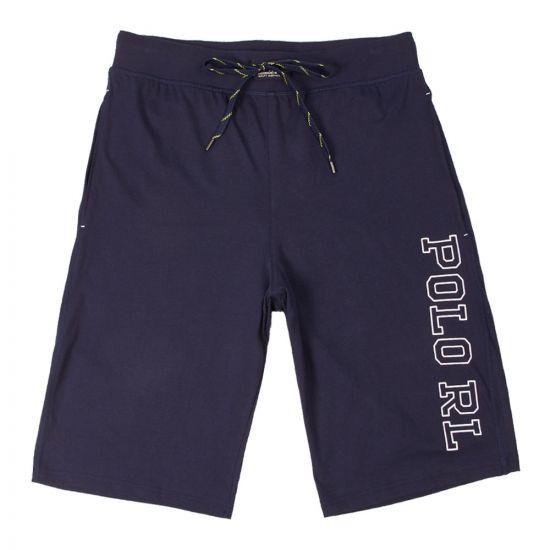 ralph lauren sleepwear slim shorts 714730608 001 navy