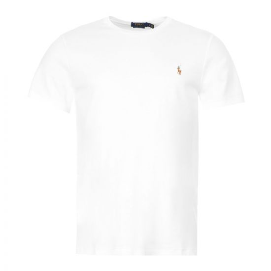Ralph Lauren T-Shirt |  710740727 002 White |