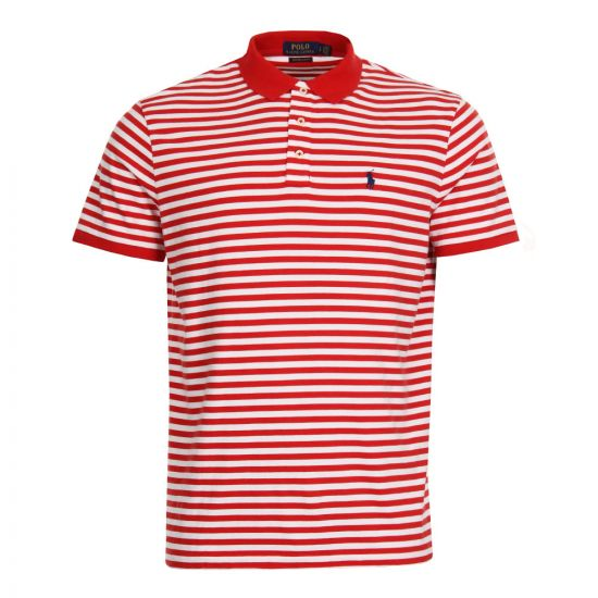 Ralph Lauren Polo Shirt in Red 71070623 004