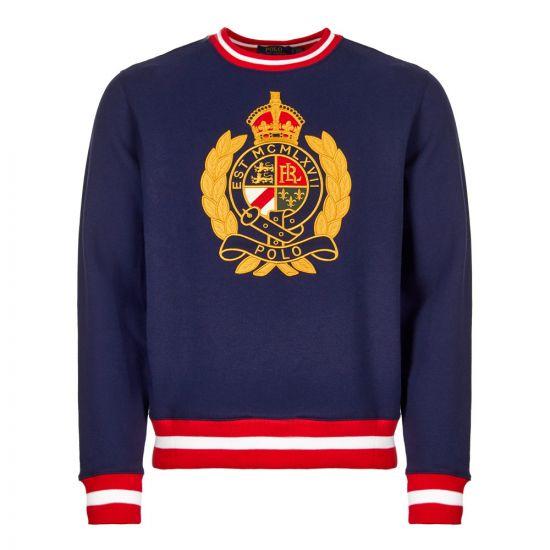 Ralph Lauren Sweatshirt 710740901 003 Navy