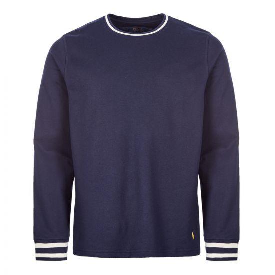 Ralph Lauren Sleep T-Shirt | 71475035|002 Navy | Aphrodite Clothing
