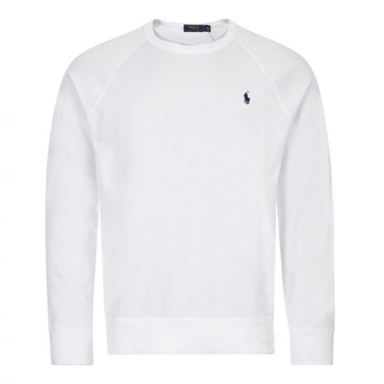 Ralph Lauren Sweatshirt | 710644952 011 White