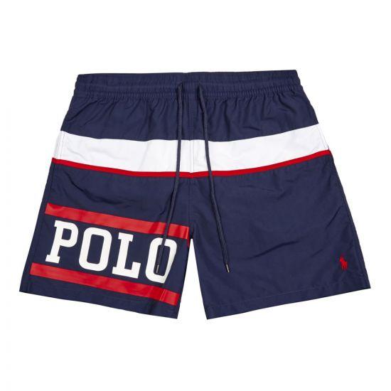 ralph lauren swim shorts 710787141 001 navy