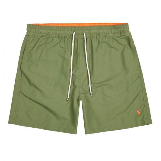 Ralph Lauren Traveller Swim Shorts | 710777751 013 Green