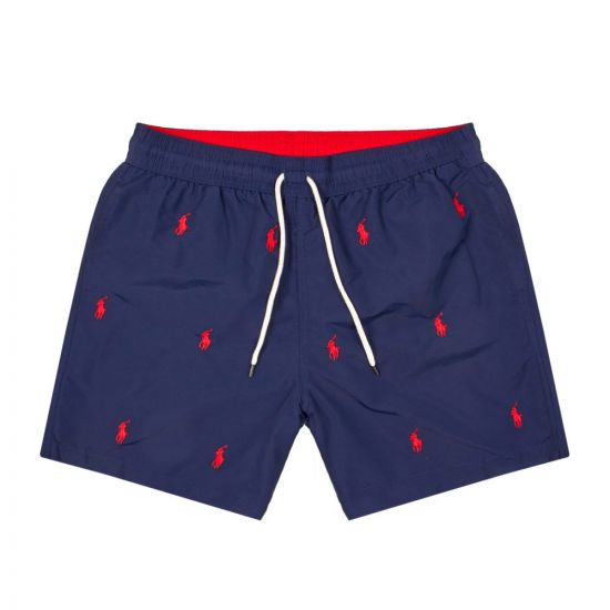 Ralph Lauren Swim Shorts | 710739102 003 Navy