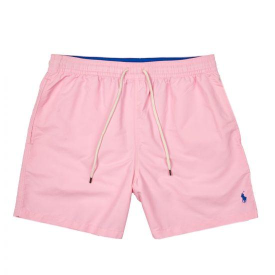 Ralph Lauren Swim Shorts   710683997 026 Pink