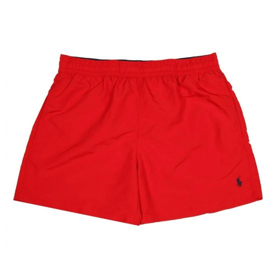 ralph lauren swim shorts 710601704001 Hawaiian red