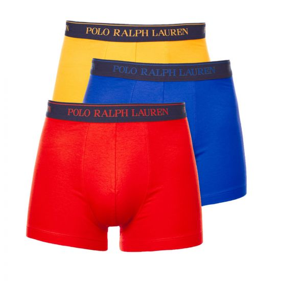 Ralph Lauren 3 Pack Trunks | 714662050 040 Multi