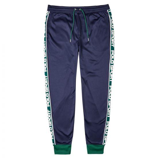 Ralph Lauren Track Pants | 710761093 004 Navy