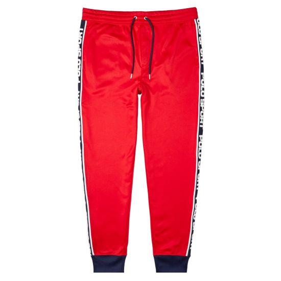 Ralph Lauren Track Pants   710761093 003 Red