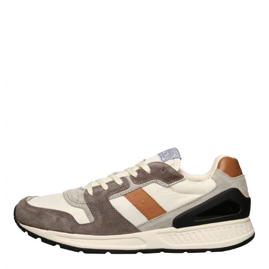 Ralph Lauren Train100 Sneakers 8097 10298 004 Grey