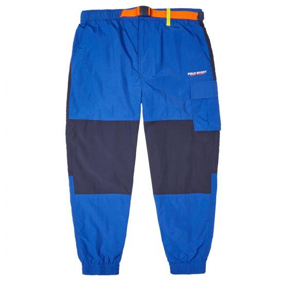 Ralph Lauren Utility Athletic Sweatpants - Blue  21423CP -1