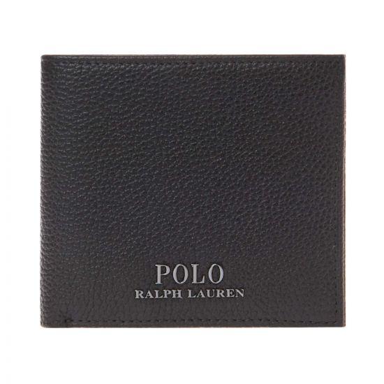 Ralph Lauren Billfold Wallet 405710791 001 Black