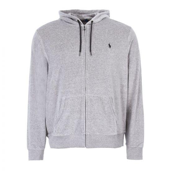 Polo Ralph Lauren Zipped Sweat | 710721582 002 Grey