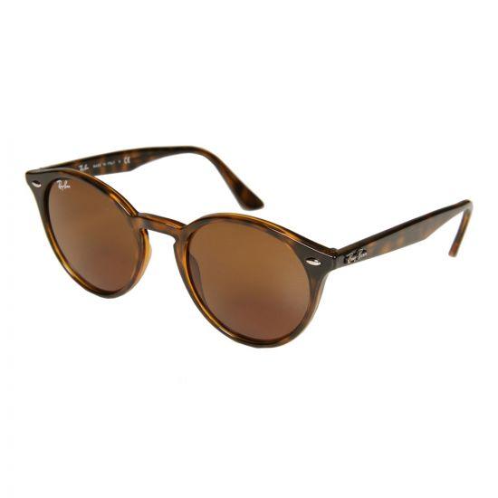 Ray Ban Dark Havana Man Sunglasses ORB2180710/7351