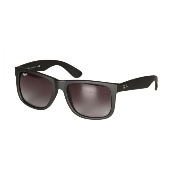 Ray Ban Justin Sunglasses | ORB4165 Matte Black