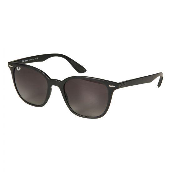Ray Ban Sunglasses LiteForce | RB4297 601S1151 Matte Black / Grey Gradient