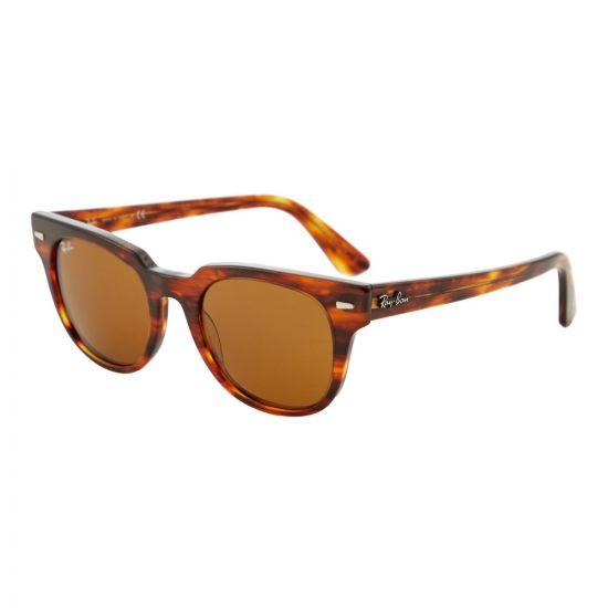 Ray Ban Sunglasses Meteor   0RB2168 954 3350 Havana Brown