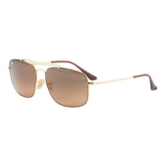 Ray Ban Sunglasses | ORB3560 910443 61 Gold