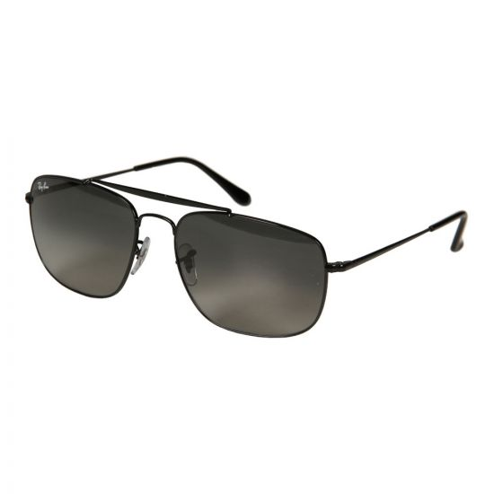 Ray Ban Sunglasses | RB3560 002/7161 Black / Grey Gradient