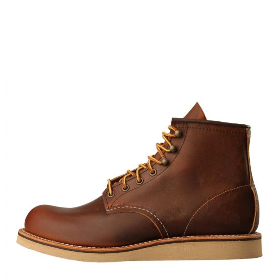 Red Wing Rover Boots 2950 Copper Rough & Tough