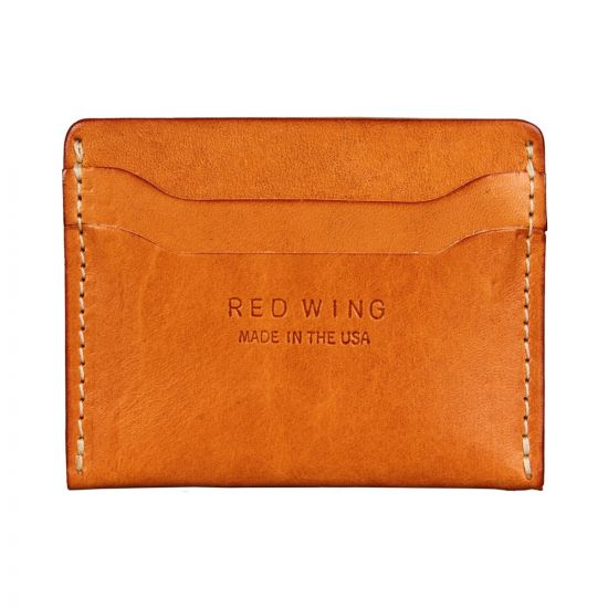 Red Wing Card Holder 95027 in London Tan