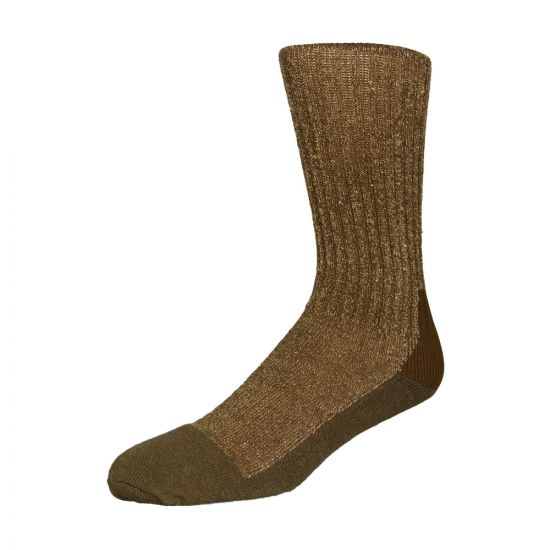 Red Wing Deep Toe Capped Socks 97178 in Olive