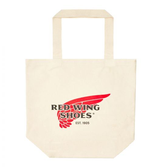 Red Wing Tote Bag | 95069 Cream / Red