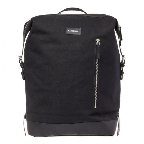 sandqvist backpack adam SQA738 black