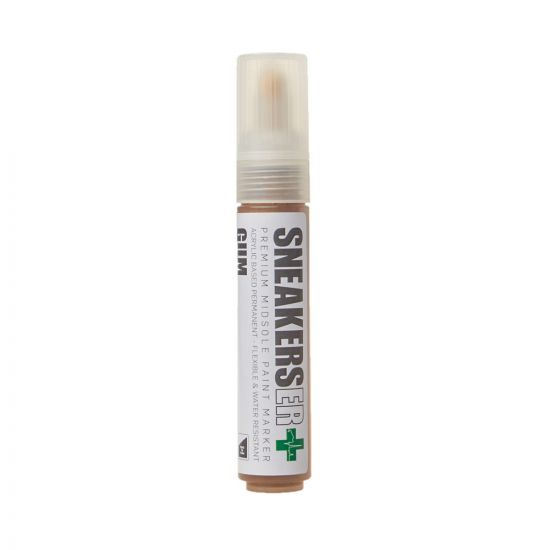 Sneakers ER Gum Paint Pen | SERMID 005 Brown
