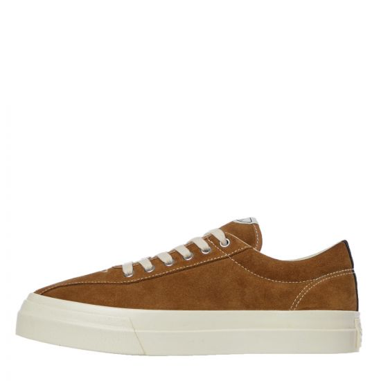 stepney workers club dellow suede trainers YA01605 taupe