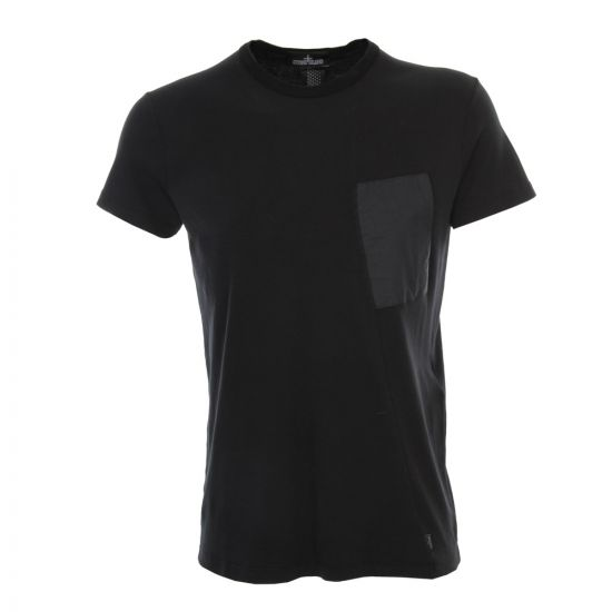 Stone Island Shadow Project T-Shirt in Black