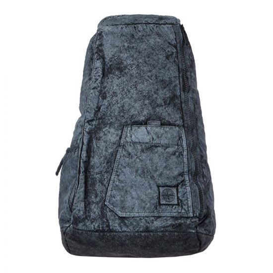 Stone Island Backpack Dust Colour Finish | 721591270 V0029 Black