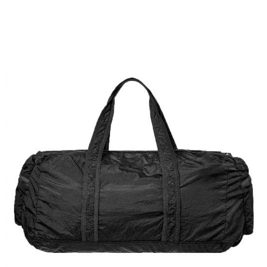 Stone Island Duffel Bag Nylon Metal | 721591035 V0029 Black