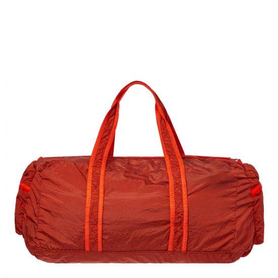 Stone Island Duffel Bag Nylon Metal | 721591035 V0037 Bright Orange