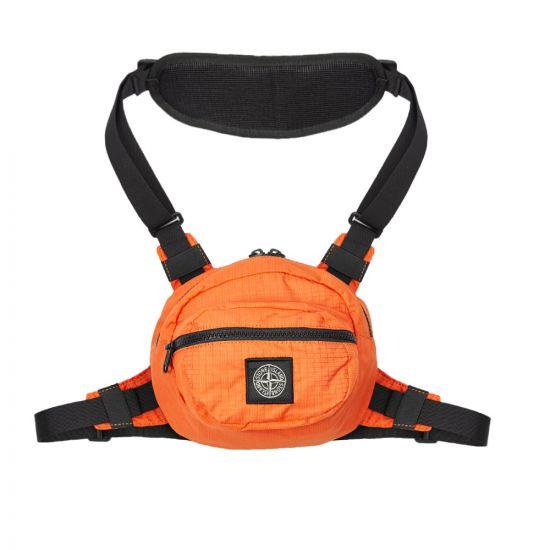 Stone Island Bum Bag   711590766 V0032 Orange