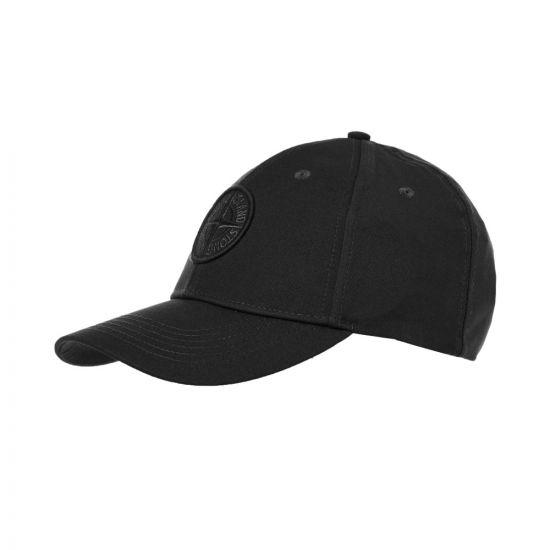 Stone Island Cap - Black 21880CP -1