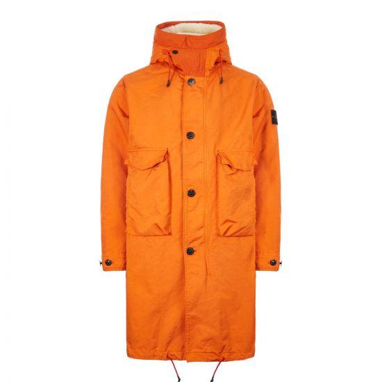 Stone Island David TC Jacket | MO711570449 V0032 Orange