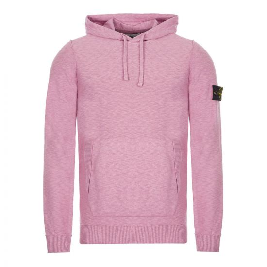 Stone Island Knitted Hoodie - Lilac 21883CP -1