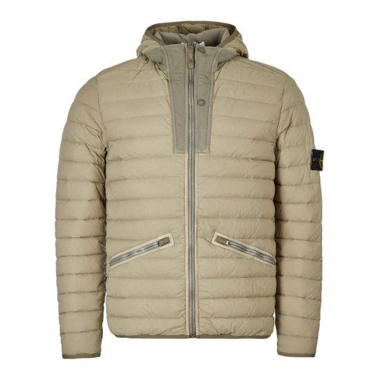 stone island down jacket chambers nylon tc 711543125 V0068 green