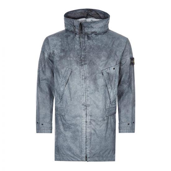 Stone Island Membrana 3L Jacket | 721570124 V0029 Black