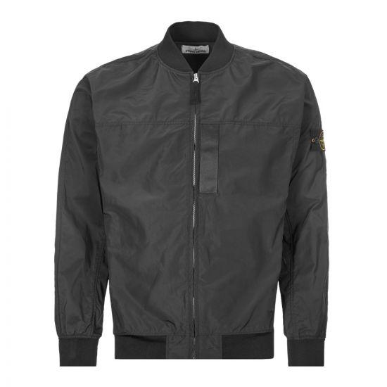 Stone Island Micro Reps Jacket - Black 22259CP -1