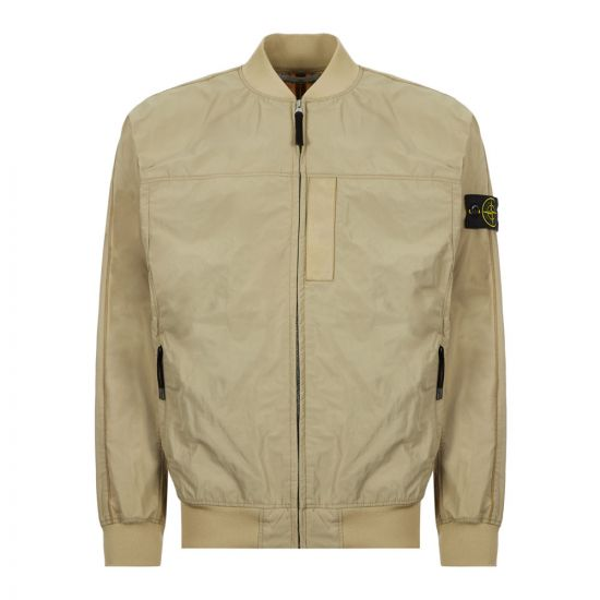 Stone Island Micro Reps Jacket - Olive 21797CP 0