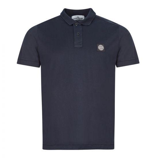 stone island polo shirt 721522613 V0020 navy