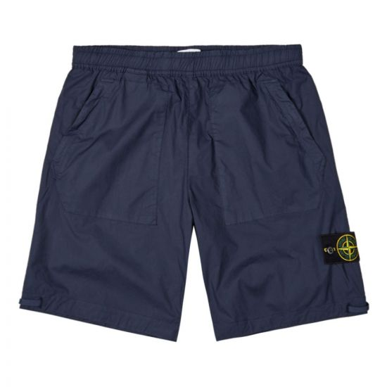 Stone Island Bermuda Shorts | 7215L0103 V0028 Navy
