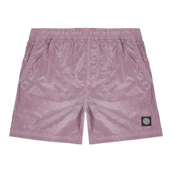 Stone Island Swimming Shorts | 7215B0943 V0086 Rose Quartz