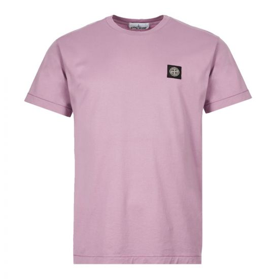 Stone Island T-Shirt - Pink  21227CP -1